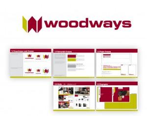 Logo Woodways